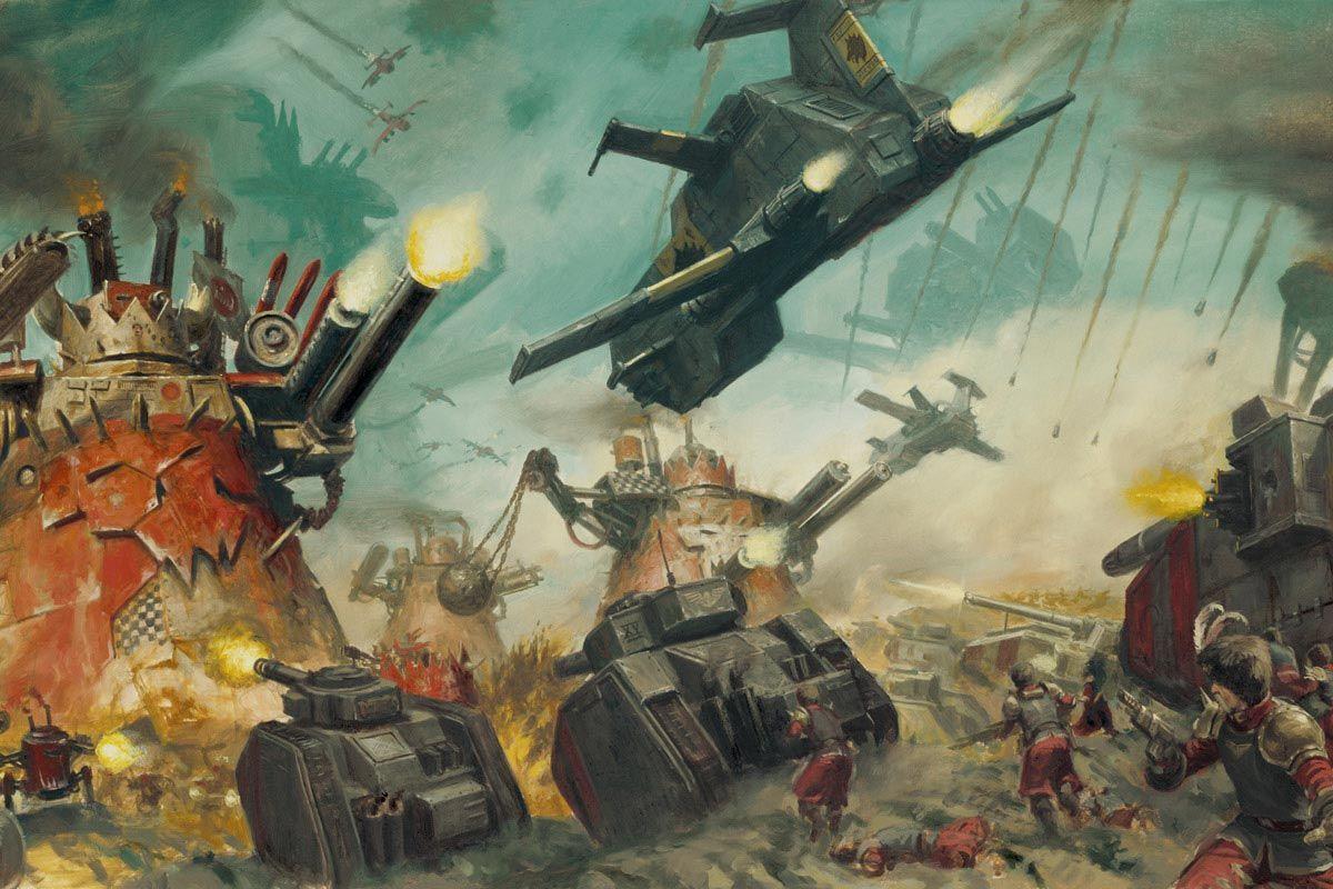 40k 30k Imperial Wallpapers 40k Warhammer Art Warhammer