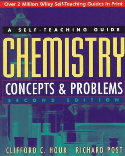 Free download a self teaching guide chemistry concepts and problems free download a self teaching guide chemistry concepts and problems 2nd edition in fandeluxe Image collections