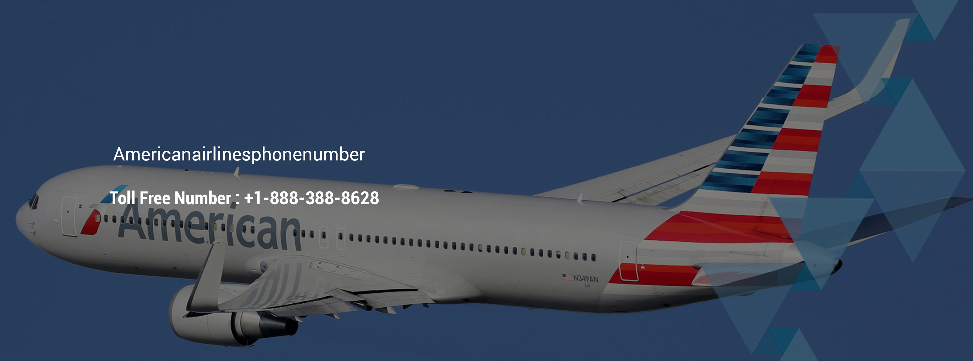 While +18883888628 is American Airlines's best toll