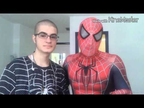 Especial hospital con spiderman