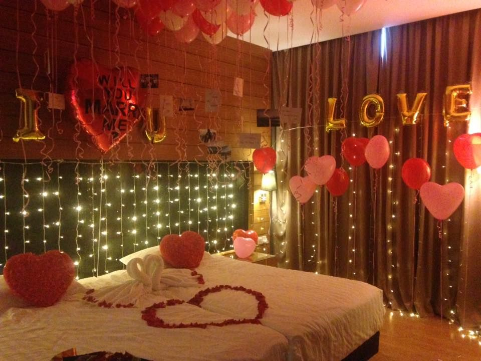 15 Cute Valentines Day Room Decor Ideas Your Girlfriend Would Love
