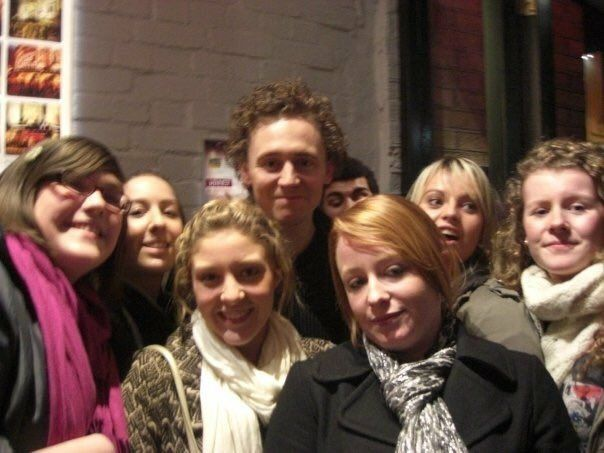 Young Tom Hiddleston
