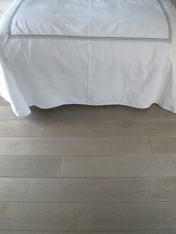 Silver Grey Wood Floor Colour For The Home Bedroom