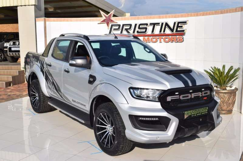 Ford Ranger 3 2 Double Cab 4x4 Wildtrak Auto 2017 Ford Ranger