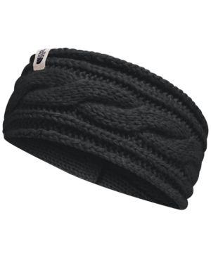 1fe0e8107de14 The North Face Chunky Knit Eargear - Black