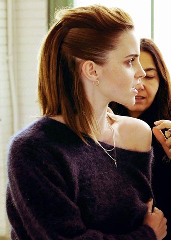 Pin By لميـاء عبـدالعزيـز On Hair Makeup Emma Watson Hair Hairstyle Hair Styles