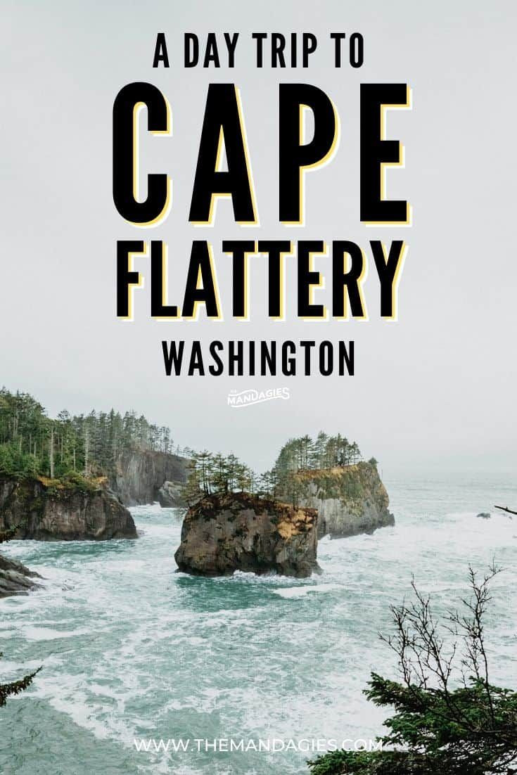 Cape Flattery Trail in Washington State (Most NW Corner of the USA!)