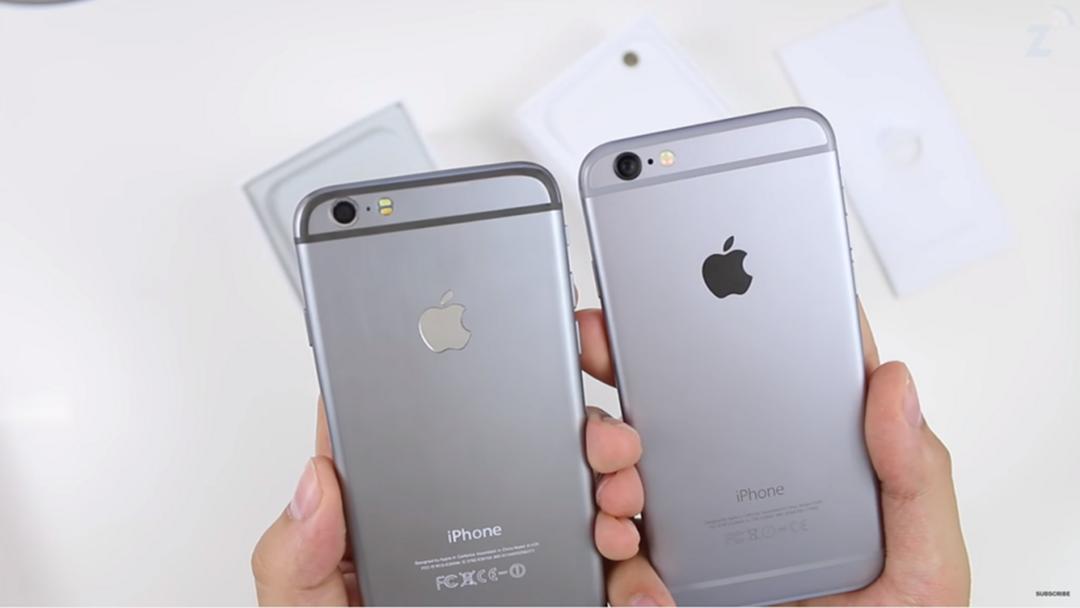 Cara Mudah Membedakan iPhone Asli Atau Palsu Yang Wajib