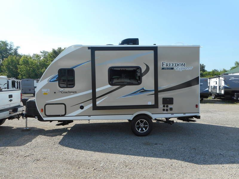 2019 Forest River Freedom Express 19fbs Travel Trailers Rv For Sale In Peru Indiana Rvt Com 236437 Travel Trailers For Sale Rv Recreational Vehicles
