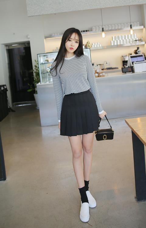 Korean Street Fashion Trends