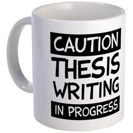 Phd thesis in progress