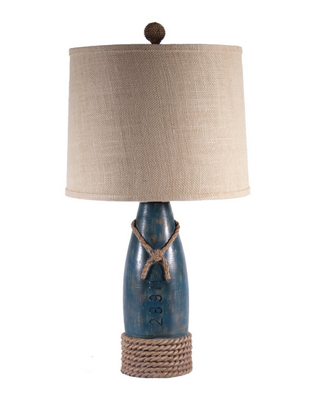 Stylecraft Blue Buoy Nautical Table Lamp For The Home Lamps Lighting At Sears