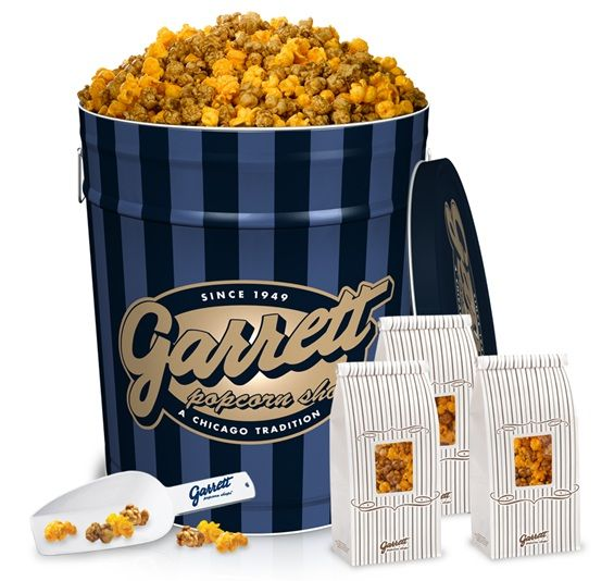 Wedding Gifts Chicago: Garrett Popcorn...guest Can Fill Up Their Gift Bags From