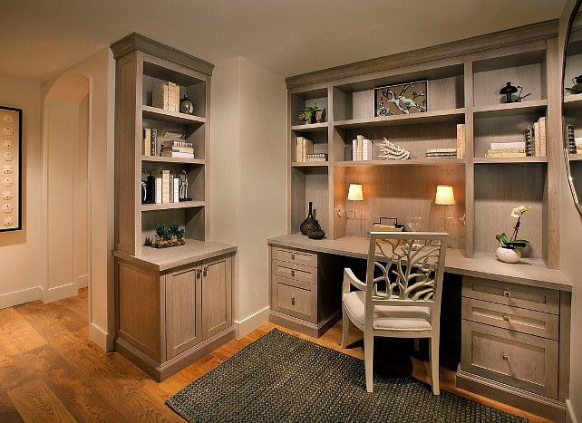 Olympic Mountains By Benjamin Moore Benjamin Moore 971 Olympic Mountains Greige Paint Color With Images Traditional Home Office Home Office Design Home Office Furniture