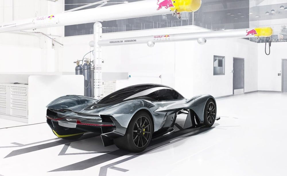 Clearer picture of Aston Martin AMRB 001 specs emerges