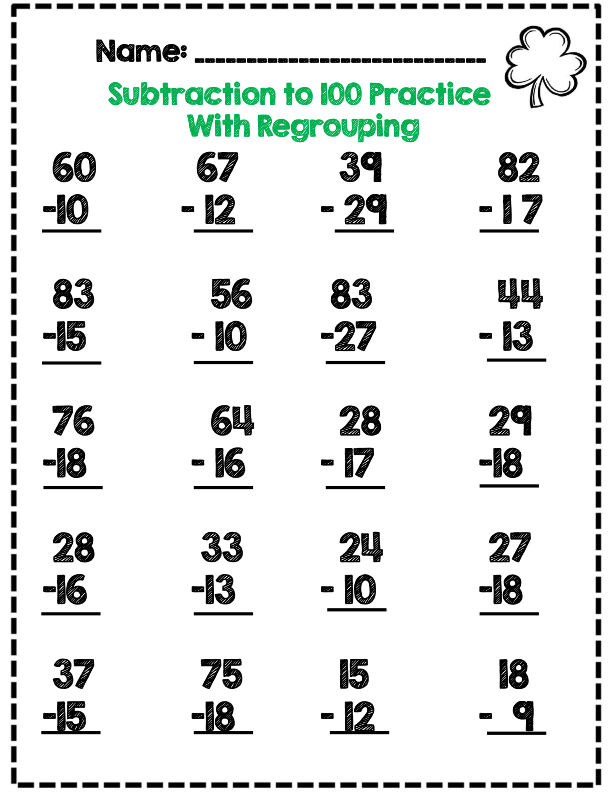 Second Grade St.Patrick\'s Day Math Activity Set *Common Core Aligned ...