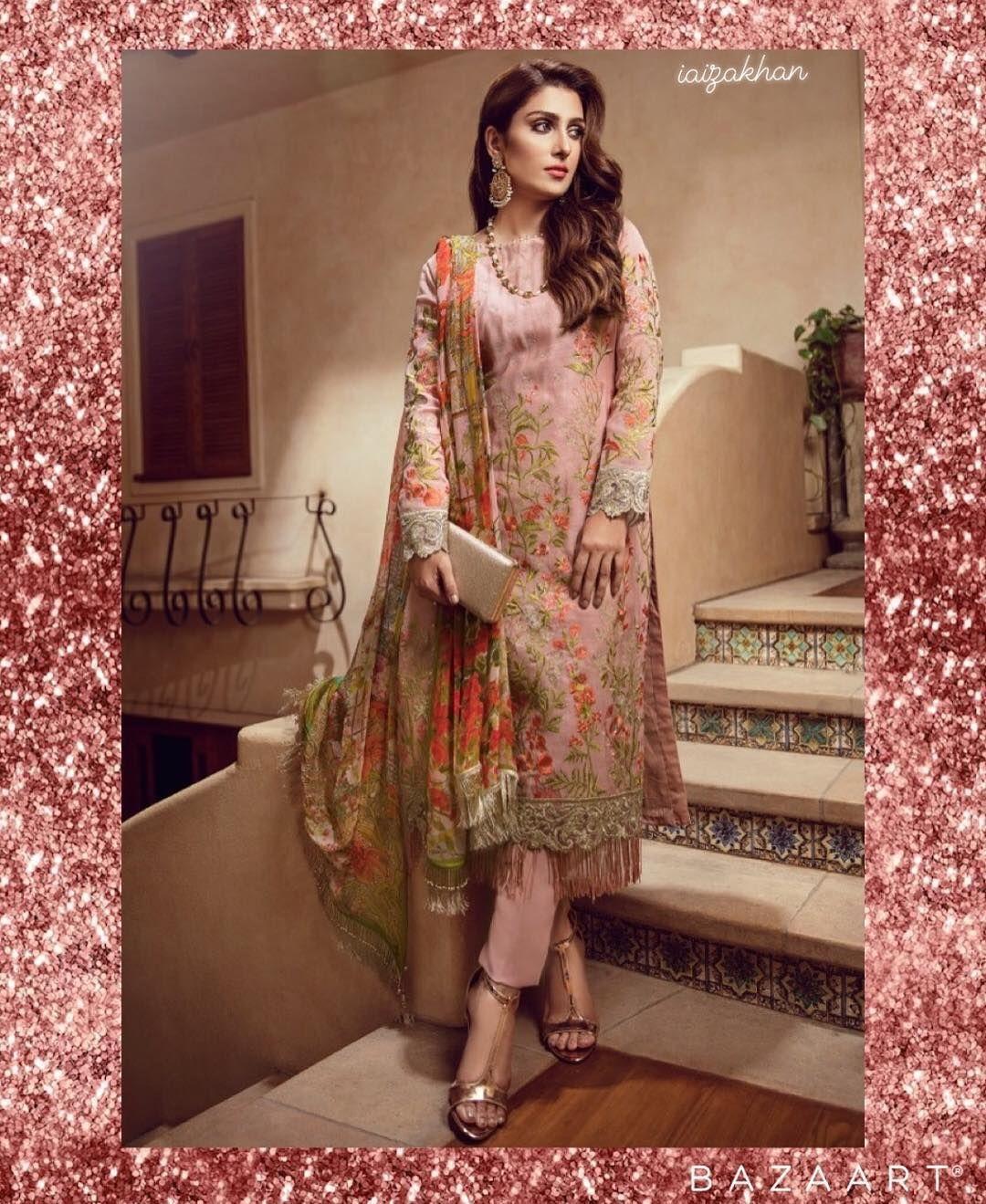 2981f3f62d Alkaram 🌸 _ #Ayezakhan | Women's fashion in 2019 | Fashion ...
