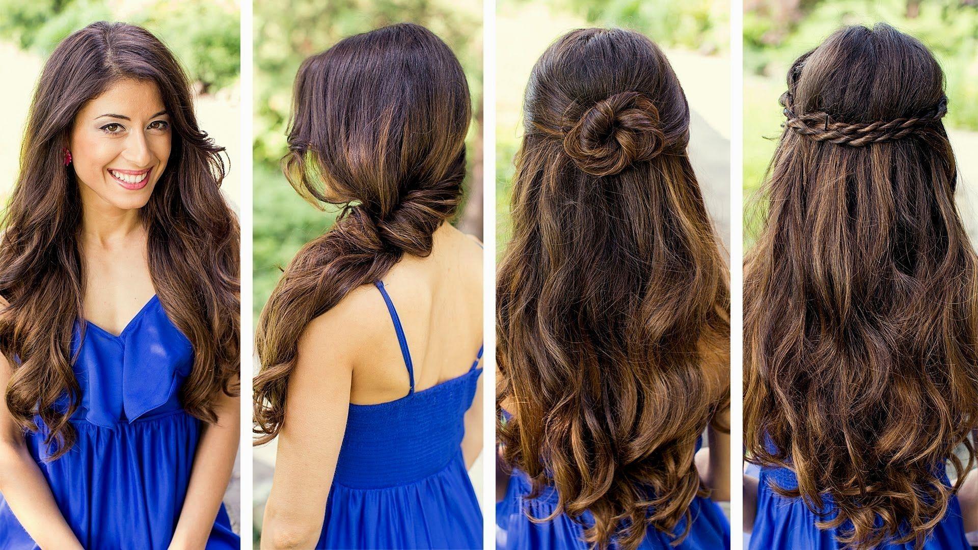Wwv Hairstylestrends Me Long Hair Indian Girls Cute Hairstyles Long Cute Simple Hairstyles