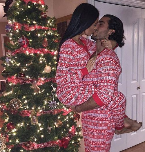 varios tipos de 100% autentico baratas para la venta Fotos en pijama que tienes que tomarte con tu novio ...