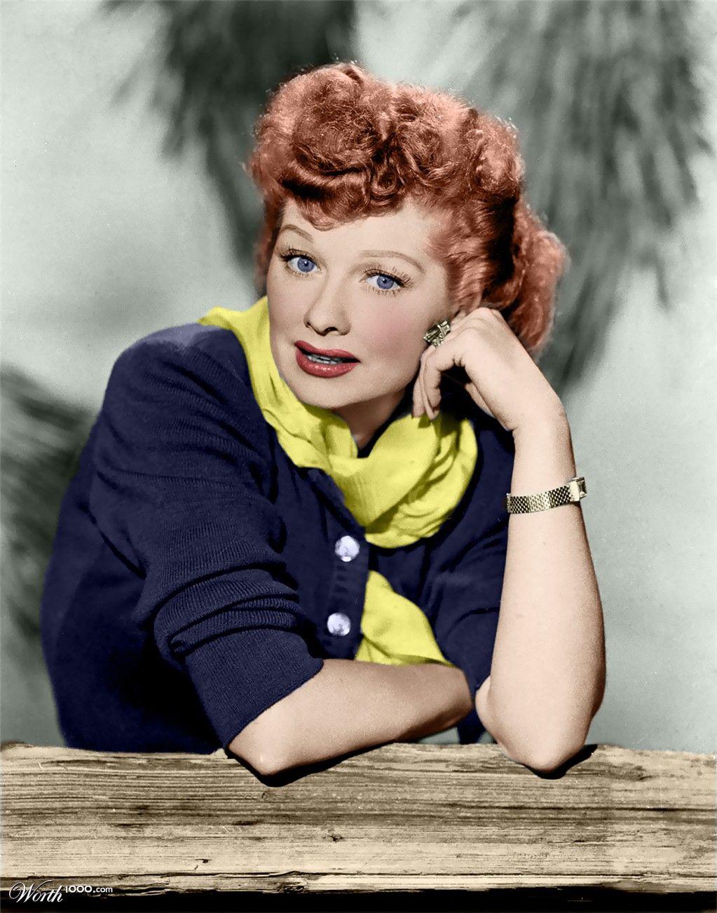 Lucille Ball As Lucy Ricardo