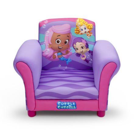 Delta Children Bubble Guppies Kids Club Chair