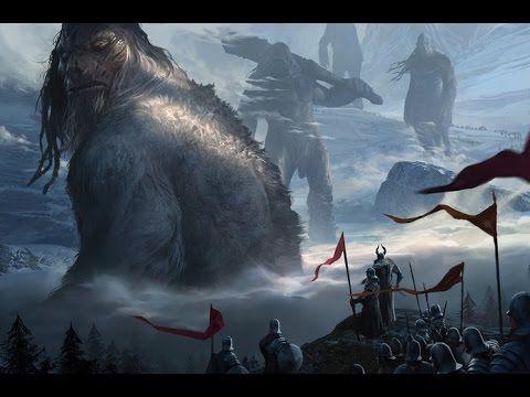 The Giants The Nephilim Antediluvian Civilization Pre