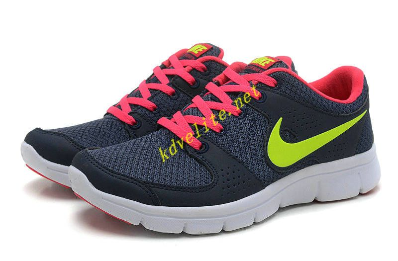 Nike Flex Experience RN Thunder Blue Volt Berry Obsdn 525754