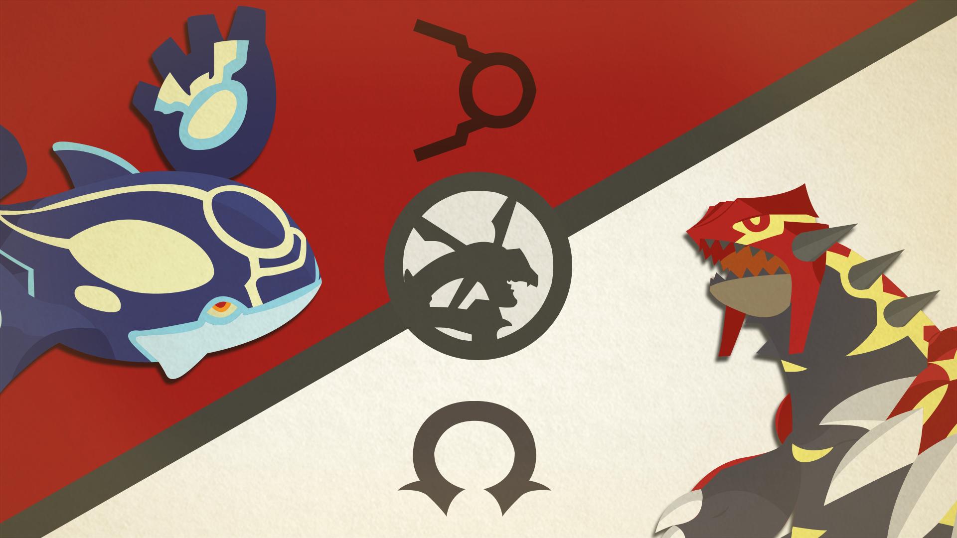 Omega Ruby & Alpha Sapphire Wallpaper | Pokémon ...