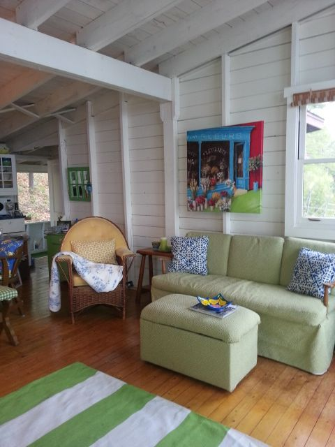 Cottage Living Room ~ Juniper Lane Home