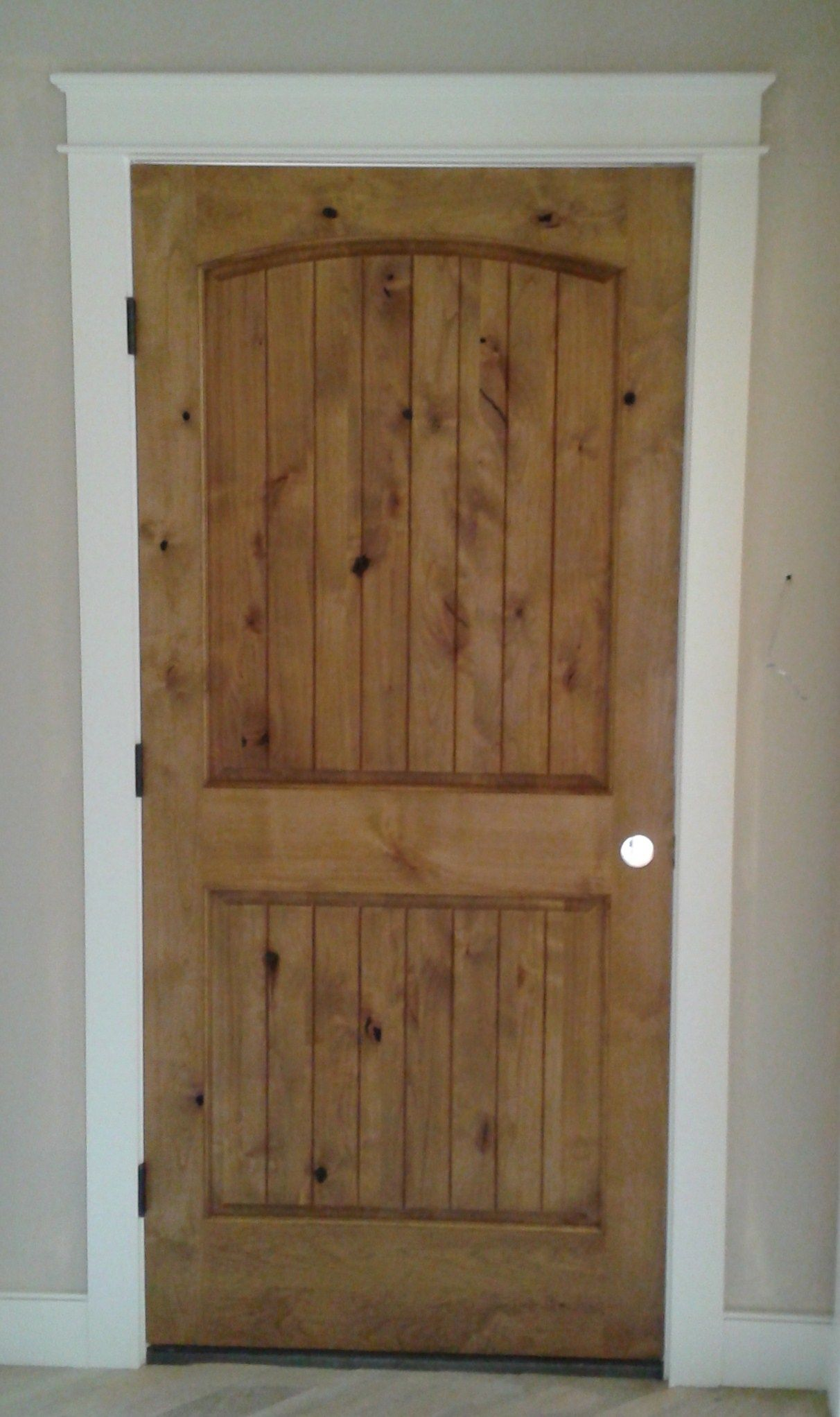Similar To New Interior Doors Love The Natural Wood A Little Piece Of