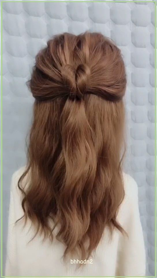 Hairstyles for dinner party (5)