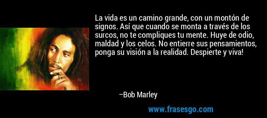 Frases Bob Marley Tumblr: Bob Marley Frases - Pesquisa Google