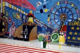Boardwalk Theme Party Decorations Custom Made At The Time Of The