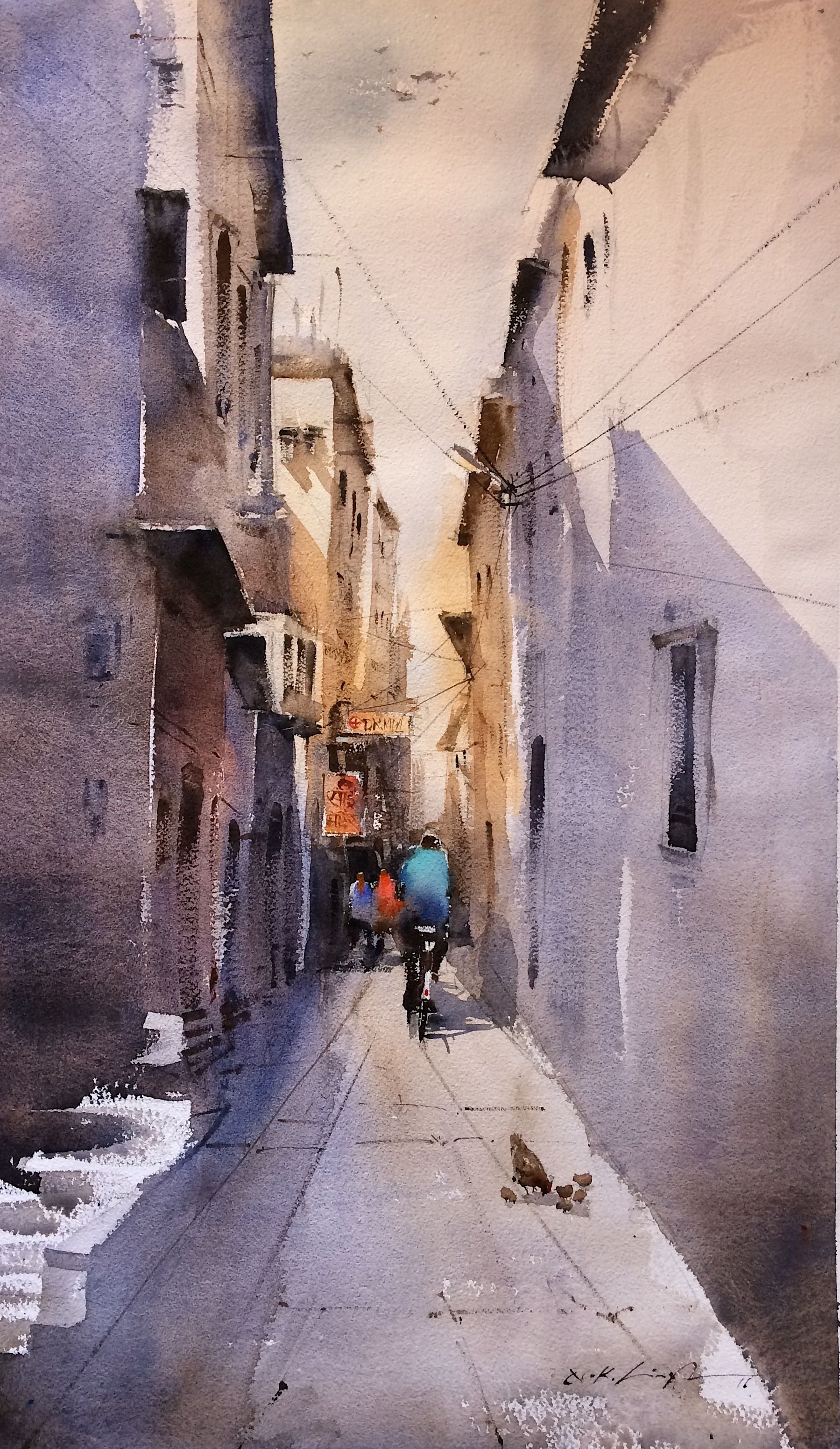 Best Watercolor Art On Instagram More Art