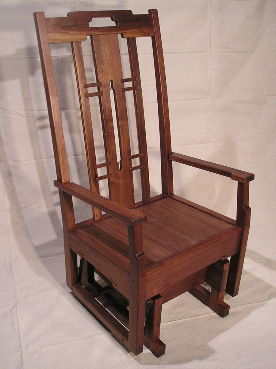 24+ Frank lloyd wright rocking chair inspirations