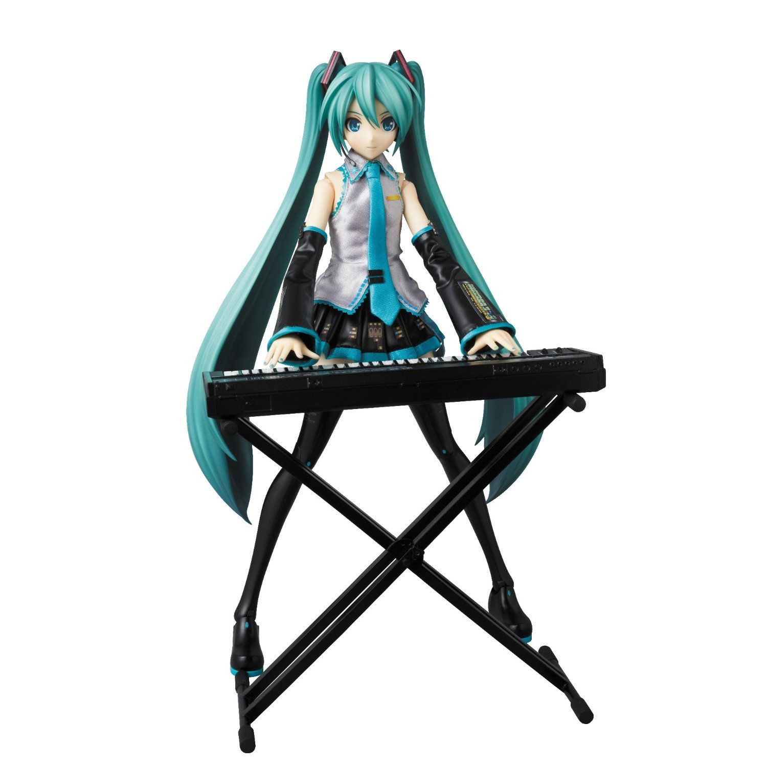 REAL ACTION HEROES Hatsune Miku Project DIVA F [perfect