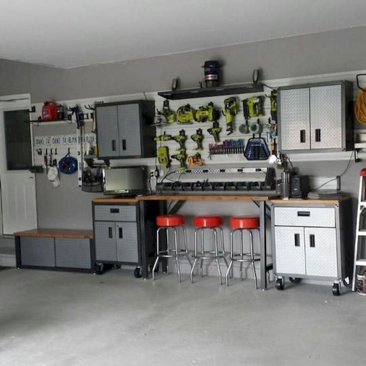 40 inspiring diy garage storage design ideas on a budget on inspiring diy garage storage design ideas on a budget to maximize your garage id=77854