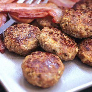 Apple and Sausage Patties Recipe