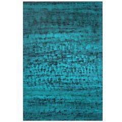 'Dive' Oil on Birchwood Panel