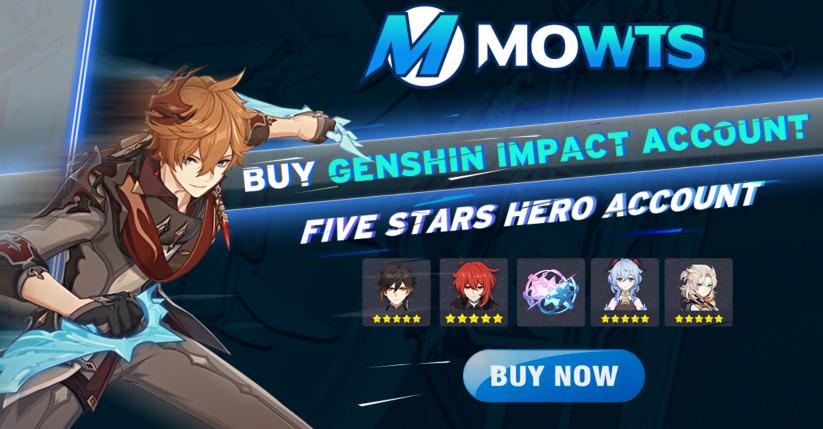 Buy Genshin Impact Account