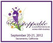Are You an Unstoppable Woman or Desire to Be? Attend this Year's Unstoppable Conference. Each woman who attends will leave with a fierce intention, as well as the resources, to operate her business for maximum profitability as she serves the purposes of God in the marketplace. Click to Learn More & Register!
