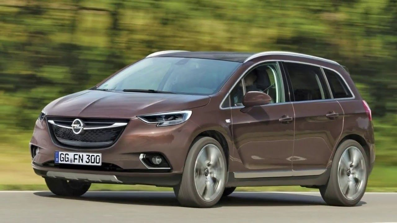 2019 Opel Antara Will Get The From A 2 0 L 4 Cylinder Drivetrain