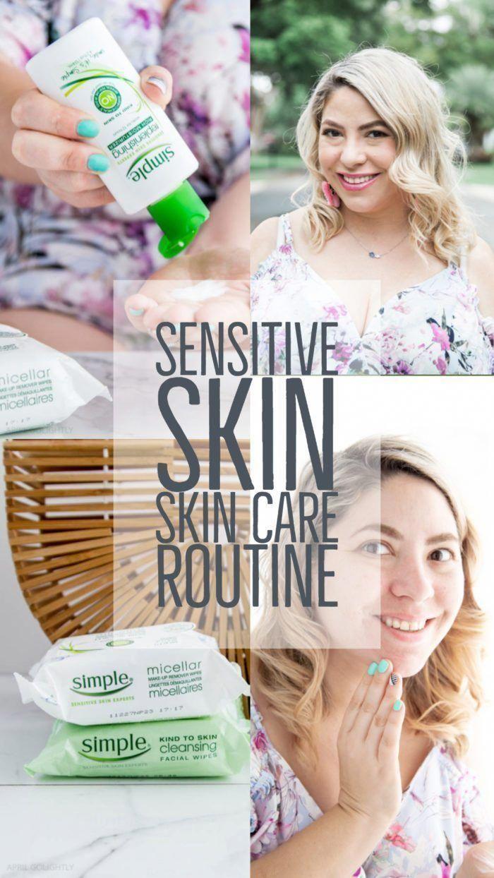 Skin Care Tips Best Face Cream For 35 Year Old Woman Beauty Regimen For 30s 20190219 Skincareforo Sensitive Skin Care Skin Care Remedies Natural Skin Care