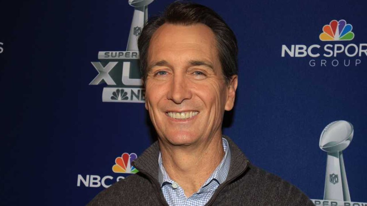 Once a customer, Collinsworth now owns football site