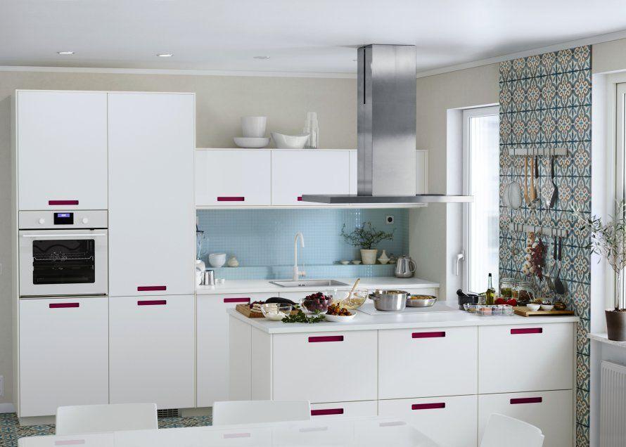 Cuisine METOD MARSTA - IKEA - küche aus porenbeton