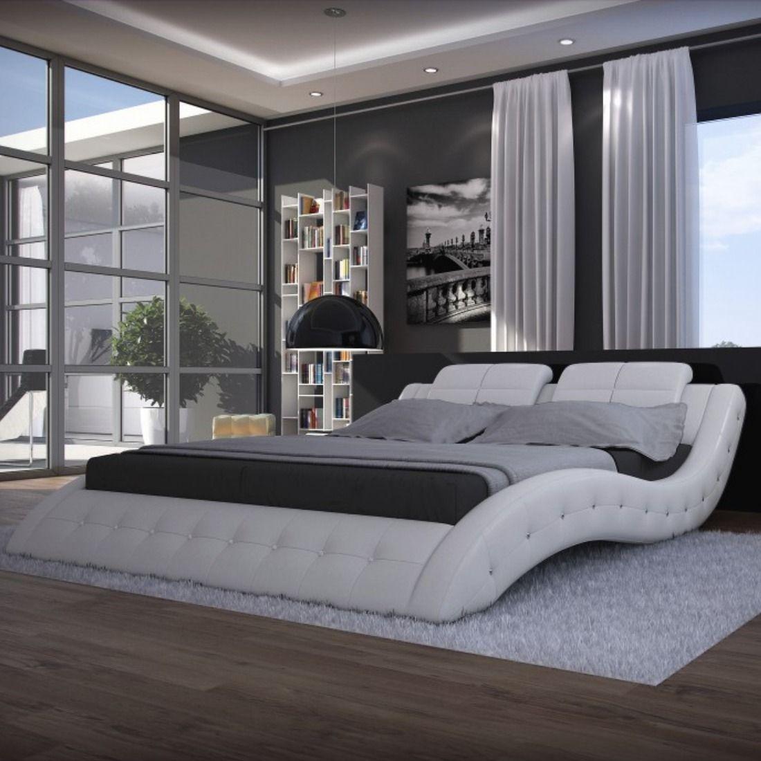 Das #Wasserbett Mood setzt in Ihrem #Schlafzimmer stilvolle Akzente ...