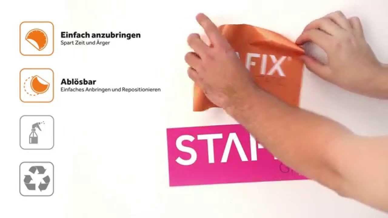 Was ist STAFIX®?