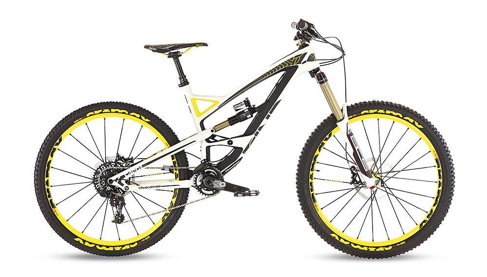 Yt Industries Capra Pro Review Downhill Bike Mtb Bike Bicycle
