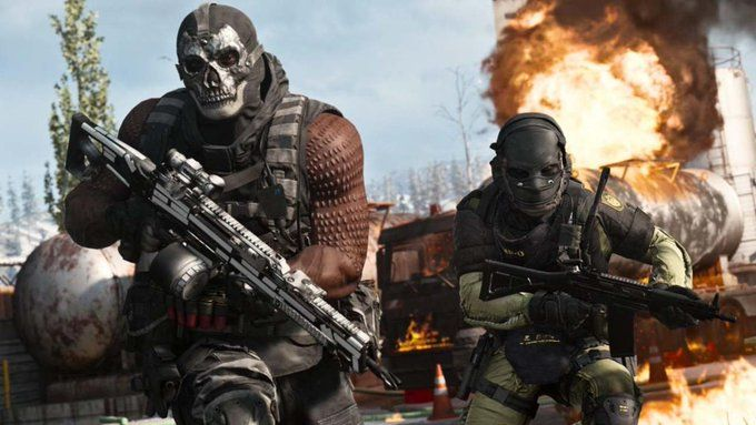 After A Massive Influx Of Leaks Yesterday Even More Have Appeared Today For Call Of Duty Warzone The Battle Modernwarf Call Of Duty Modern Warfare Warfare