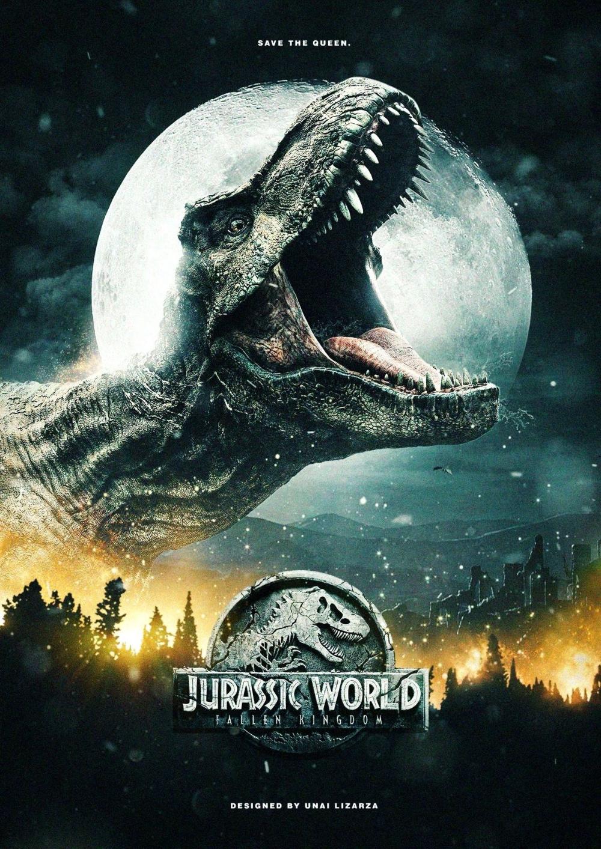 La Película Más Vista De Cine De Ciencia Ficción Suspenso Jurassic World Jurassic World Poster Jurassic World Wallpaper Jurassic World